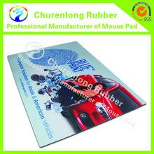 Popular Custom Printed Large Advertising Sublimation Anti-slip Rubber Floor Mat