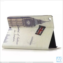 for ipad air 2 case flag design, book cover for apple ipad air 2