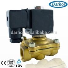 Long lifespan superior solenoid valve