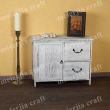 Shabby chic meubles de meuble en bois les couloirs