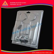 manufacture Jiangmen Manufacturer Plastic Vacuum Molded Square Seedling Pots Plant Pots