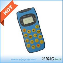 Work with powerpoint computer clicker with real time recording function