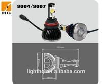 car led 50w cree led 9004 9007 auto light led headlight bulb 9007 led lights 9007