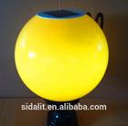 Solar globe garden & pool light SGL-005