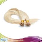 Human Hair Material 100% Indian Remy Hair nano ring extensions