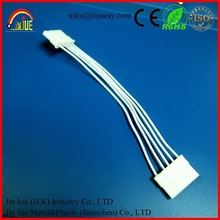 ip tv Electronic line SUB Cable little wire with Plastic terminal power cored current lead electric wire