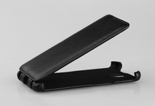 China supplier flip Leather Cover Case For Alcatel One Touch Idol X+ 6043D