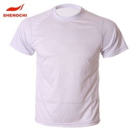 Polyester Cheap Price Blank T Shirt Wholesale China