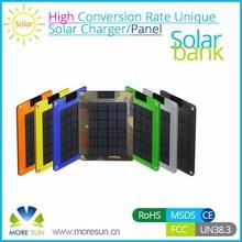 Portable solar energy 5V 800ma for devices