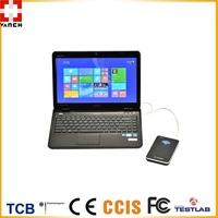 USB UHF RFID encoder keyboard emulation reader