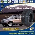 La tecnología de alemania chino suv de neumáticos con precio barato p265/70r16 p265/70r16 p275/70r16