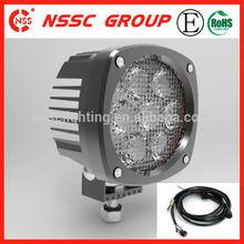 super bright wholesale auto led work light led boat lighting E-mark,ROHS, IP68 waterproof car led tuning light