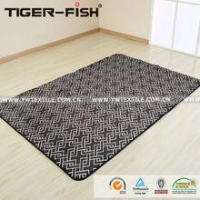 High quality Washable modern bedroom rug
