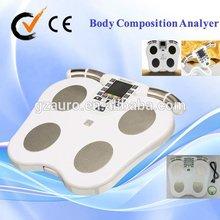 Home bosy fat scale analysis machine/ body fat analyzer Au-888