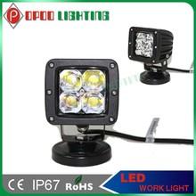 Best price auto led work light,3'' 20w IP68 cree auto led work light