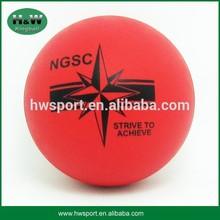 rubber hollow hi bounce ball