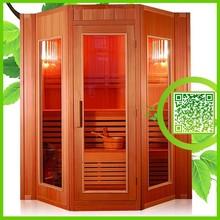 Wet Steam Sauna Room , Luxury Steam Sauna Spa Machine GW-ST08B