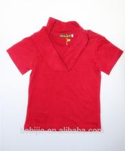 2014 fashion children cotton boys T-shirt