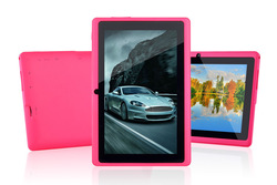 Cheapest factory direct sale android tablet pc with bluetooth wifi