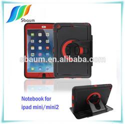 360 rotate netbook for case ipad mini/mini2