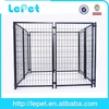 large outdoor wholesale iron welded wire wire dog crates