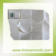 Disposable toilet mat Tours travel 100% virgin pulp toilet seat cover paper