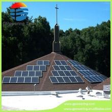 asphalt shingle roofing solar system/ home solar power