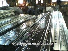 metal scaffolding plank