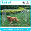 portable welded wire stainless steel dog crates