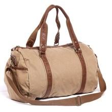 Wholesale Prices Handbag Multifuctional Mens Leather Travel Bag