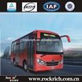 Médio novo 8.5 m barato China ônibus fabricação de internacional