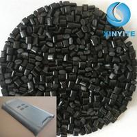 Recycled TV back cover high impact polystyrene resin polystyrene granules hips granules