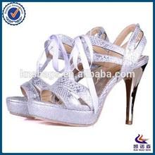 Unique top quality women shoes sexi high heel