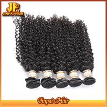 JP Hair Natural Color Best Quality 100% Mongolian Hair Virgin