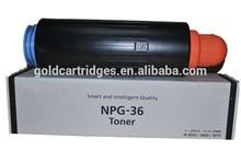 for Canon NPG-36 copier toner cartridges