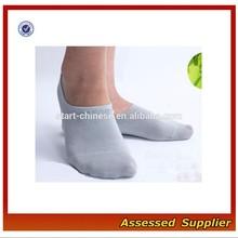 Hot Sale Custom Men Bamboo No Show Socks/Good Quality Plain Bamboo Fiber Men No Show Socks in Multicolor MLL132