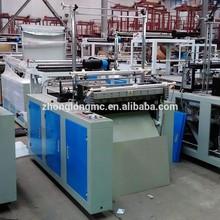 Factory direct sale heat sealing cold cutting bag making machine
