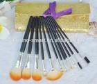 12pcs Pro Make up Brush
