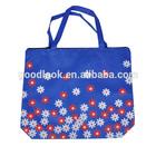 reasonable price foldable cheap logo shopping tote bags