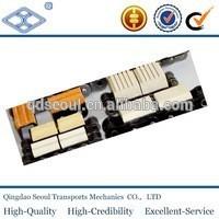 C24B-G1 standard rubber snow coated conveyor roller chain