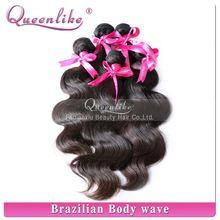 human hair 6a skin weft 100% premium body wave indian human hair extension