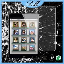 Anti-scratch 9H tempered glass protective film for ipad mini 1/2 tempered glass screen protector