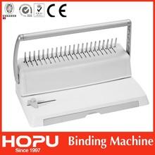 glue hardcover book binding machine perfect binding machine price