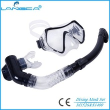 Hot selling silicone dive best scuba gear