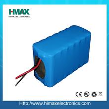 high capacity 18650 li-ion rechargeable 24v 10ah li ion battery pack