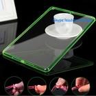 High Quality TPU and Acrylic Ultra Slim Clear TPU Crystal For Ipad Mini Case