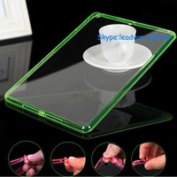 High Quality TPU and Acrylic Ultra Slim Clear TPU Crystal For Ipad Mini Case