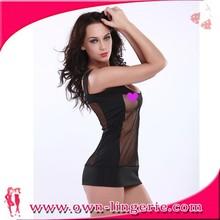 porno vestidos sexy mini apertado nightwear sexy vestidos de noite