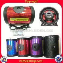 Hot Electronics Car Audio Speaker Box Mobile Phone Speaker Connector