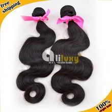 Good feedback nice looking 100% cheap virgin malaysian hair